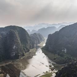 Tràng An - Ninh Binh - Vietnam