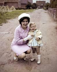 Mama und ich
