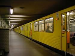 U-Bahn Kaiserdamm