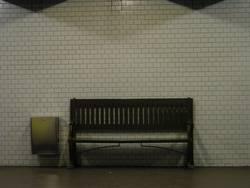 Bank U-Bahn Kaiserdamm