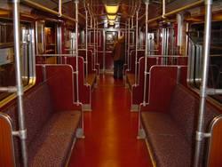U-Bahn Wagen