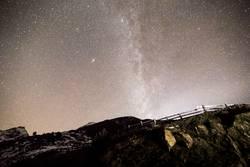 Sterne in den Bergen II