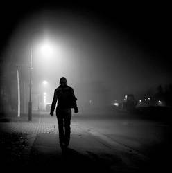 Einsam & allein