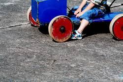 hot-wheels - traum auf grau