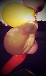Licht & Ballone
