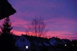 After the sundown