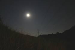Wenn der Mond scheint