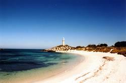 rottnest island/leuchtturm