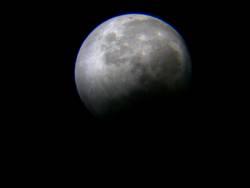 Noch'n bisserl Mondfinsternis