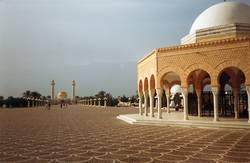 Arabische Bauten