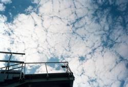Interessante Wolken