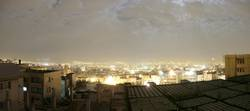 Tehran bei Nacht