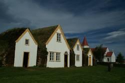 Isländische Baukultur