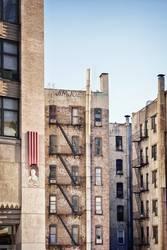 Fensterln- und Feuerleiterln in Manhattan