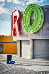 R + O ganz bunt und froh