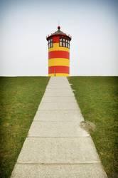 Pilsumer Leuchtturm (ohne Otto)