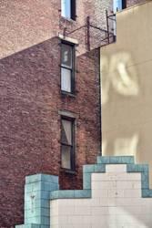 Fassaden spielen Tetris