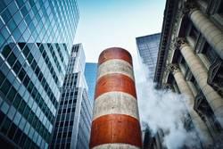Mal richtig Dampf ablassen in Manhattan