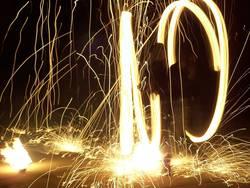 let it burn baby! 1