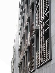 Moderne Fensterarchitektur