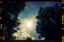 Sun is shining!