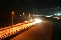 Ein Lichtlein in der Nacht