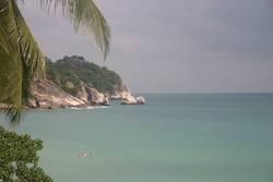 the beach/top secret