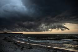 Sturmtief Nord-Nordost