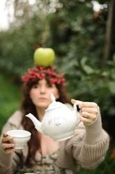 Teatime im Wunderland