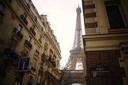 Eiffelturm im Alltag II