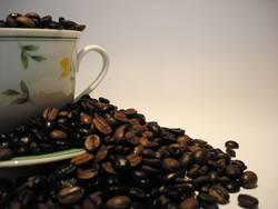 kaffee blau