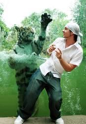 Tiger-Dance