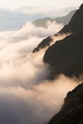 Noch mehr Wolkenmeer II