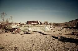 wüsten-wrack II