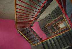 Treppchen rauf, Treppchen runter,...