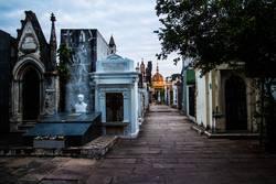 Friedhof Asuncion, Paraguay