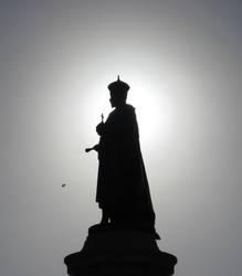 King Edward VII in Adelaide
