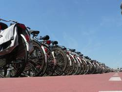 9 million bicycles...