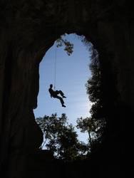 Klettern in Finale Ligure