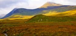 autumn scotland mountains
