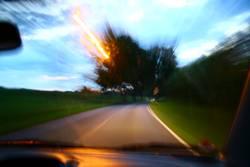 Fahr langsamer!