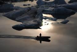 Vatnajökulls Jökulsarlon Gletschersee