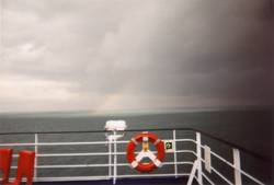 Rettender Regenbogen
