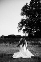Hochzeit in Schwwarzweiß