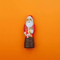 AK# Weihnachtsmann goes Orange
