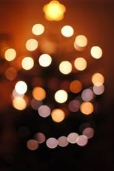Weihnachtsbokeh