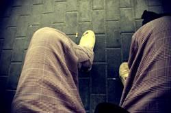 Fußgeflüster
