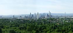 Frankfurt - Big Panorama