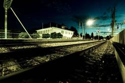 Mein Bahnhof