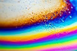 Colour spectrum abstract background. Rainbow colours.
